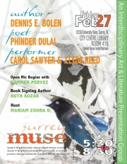 35th Gathering of Surrey Muse